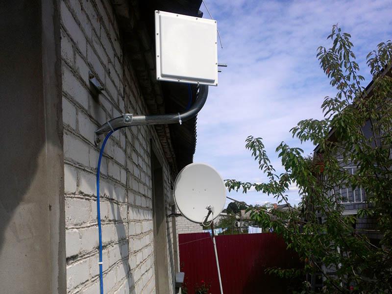 Wifi на даче
