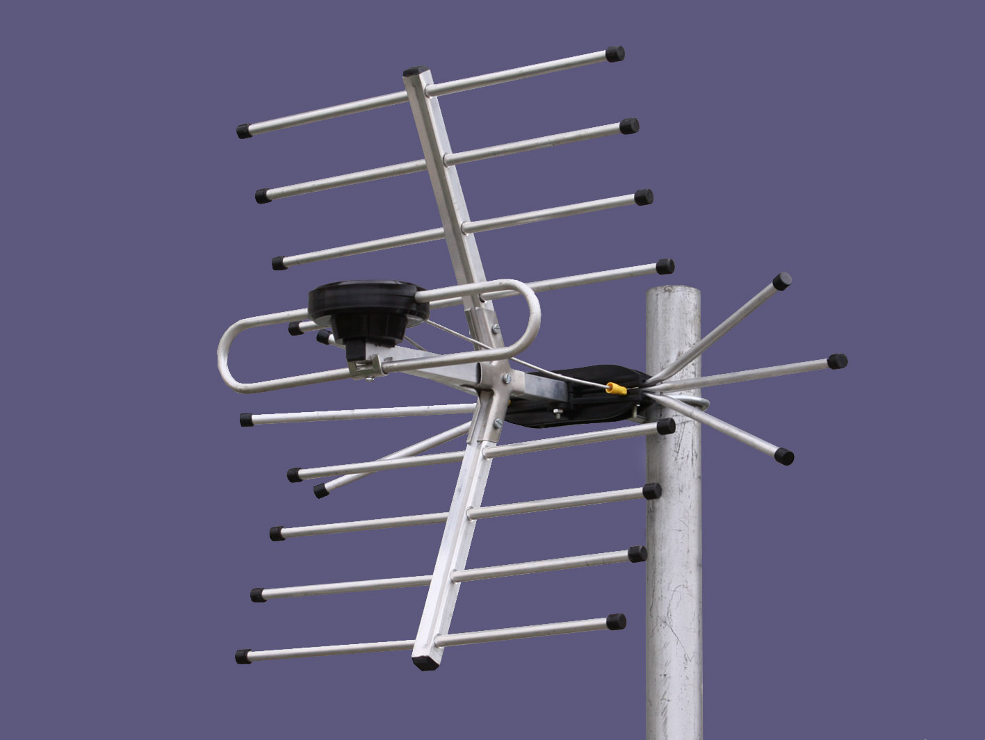 Приемное устройство для цифрового телевидения своими руками